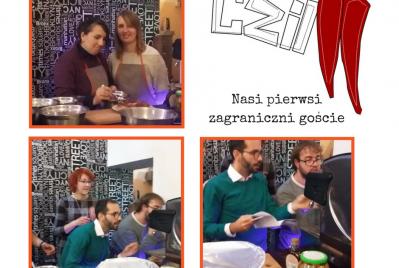 Czill & celebrejt czyli otwarcie klubokawiarni Czilii