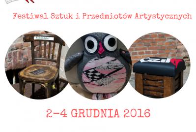 Festiwal Sztuki i Przedmiotów Artystycznych na MTP w Poznaniu