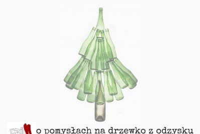 Eko – choinki czyli o pomysłach na drzewko z odzysku